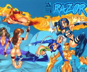 Razor: The Furies