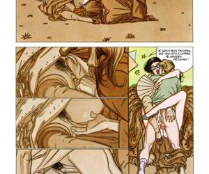 Les plaisirs de Saturnin ou Lenfer interdit - attaching 2