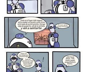 Automaton Strike 1: Orientation