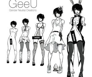 GeeU Presents Gender Neutral Creations - Issue 02 Complete