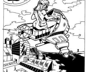 Streetwalker #1 - Layla X