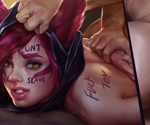 League NTR #1 - Xayah - fixing 2