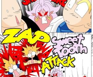 Dragon Ball Yamete: Android 21 Saga - part 2