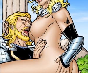 Thor nails Nymph Thor