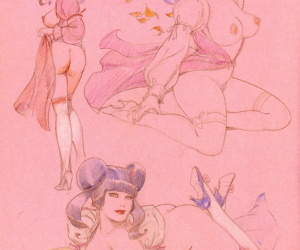 The blue glamour book 04 - Snow White