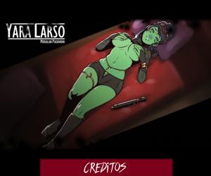 Yara Larso - Mirialan Padawan