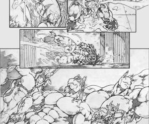 Comic Furries