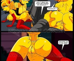 The Simpsons 13 - La nuit dhalloween -