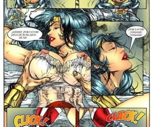 Wonder Chick vs Warlord - part 3
