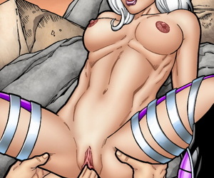 Sindel gets pounded every which way