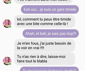 Melkormancin - Chin-wag on touching Chloe- French