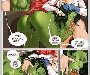 She-Hulk Domination