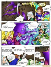 [KimMundo] 서버가 맛이가면 - When the Servers go Down (League of Legends) [English] {Cabbiethefirst} [Colorized] - part 3