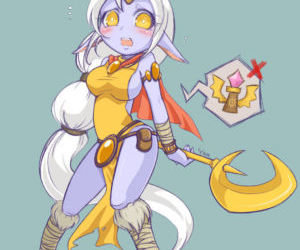 Acting Soraka Gallery -League for Legends- Various Artists