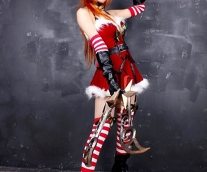 League of Legends Cosplay Compilation vol.1 - affixing 2