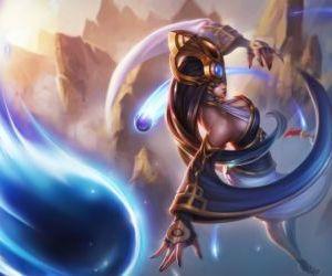 League of Legends- Syndra - part 3