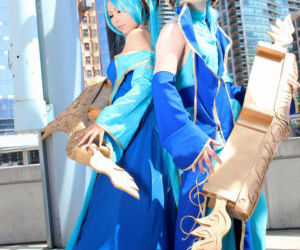 Epic Sona Cosplay Collection - part 11