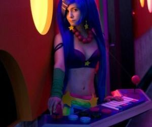 Epic Sona Cosplay Collection - part 3