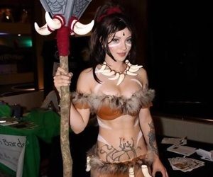 Nidalee - accoutrement 4