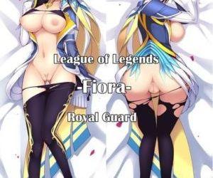 League be incumbent on Legends - part 5