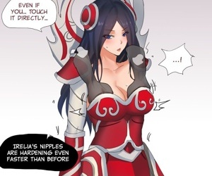 Endurance Break down Irelia & Riven    - part 2