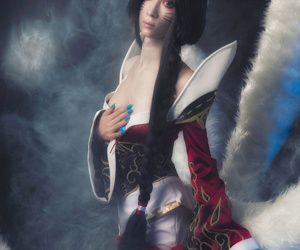 Ahri erocosplay for vipergirls.to - part 2