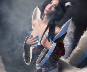 Ahri erocosplay be expeditious for vipergirls.to - part 3