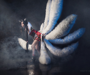 Ahri erocosplay of vipergirls.to - part 4