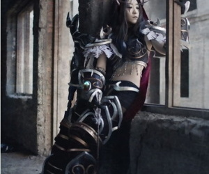 Sexy beauty COSPLAY