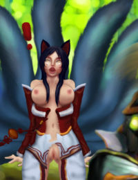 League of Legends - Ahri - part 7