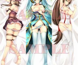 League of Legends - Akali - decoration 13
