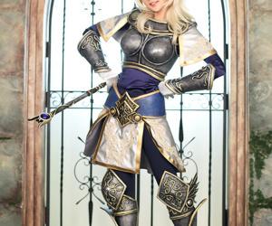 League of Legends: Lux & Nidalee Cosplay wits Miyuko & Tasha