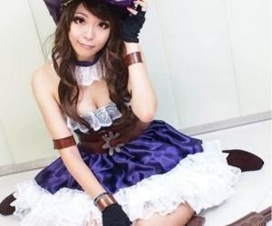LOL cosplay - ornament 2