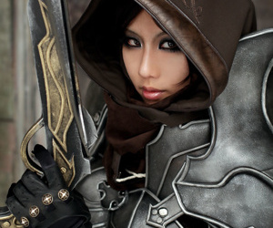 Korean Morose Cosplay updated - part 3