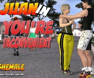 You're Inconvenient