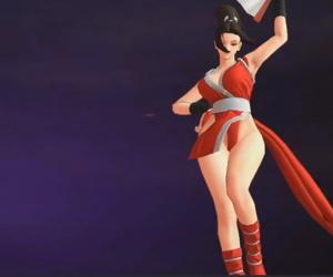 KOF Allstar Mai Shiranui 95 Screenshot
