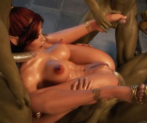 Elven Desires - Lost Innocence - Ruby 2 - part 3