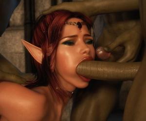 Elven Desires - Lost Innocence - Ruby 2