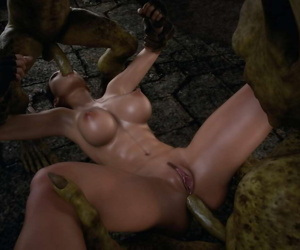 Iris Hunt - The Monsters Lair 1 - part 2