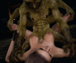 Iris Hunt - The Monsters Lair 1
