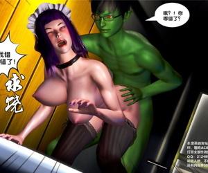 奴隶契约之女神战士第二十章