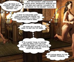 The Adventures of Princess Ravenmuff 1: The Awakening - part 2