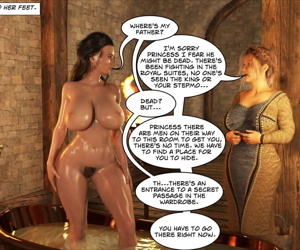 The Adventures of Princess Ravenmuff 1: The Awakening