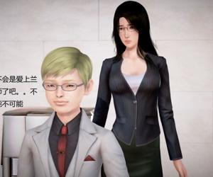 丝袜女教师兰若TEACHER LANRUO 14 (诗音老师登场 特别鸣谢Alphawing0提供模型) - part 3