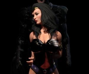 Wonder Chick & Her Batman