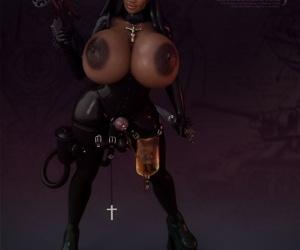 Sodom Sluts - Mansion Of Evil Pleasures - Sexorcist