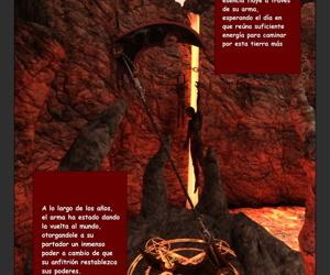 Artefactos malditos: La caída de la maga