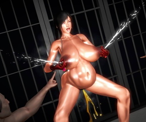 Tifa gets hypnotized and chagrined