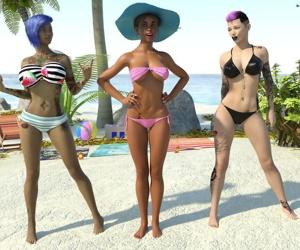 Bitches On beach EP01