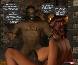 Escape from the Lair of the Minotaur - Story and pics - part 2
